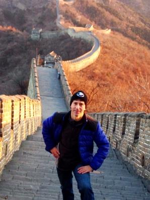 Visiting Great Wall