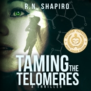 Audible.com cover art of Taming the Telomeres
