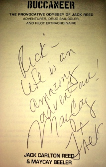 Got Maycay to sign my copy!
